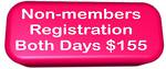 Non-members Registration -  7 & 8 September 2016 ($155 incl GST)