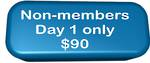 Non-members: Day 1 ONLY  - 7 September 2016  ($90 incl GST)